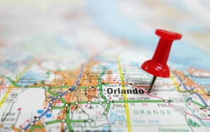 Orlando and Central Florida Map
