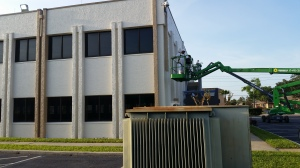 Commercial Painting Project Florida