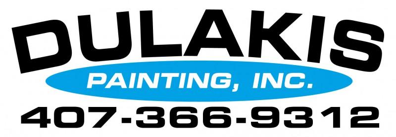 Dulakis Painting Logo